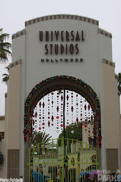 Universal Studios Hollywood – The Show Must Go On – Rain or Shine