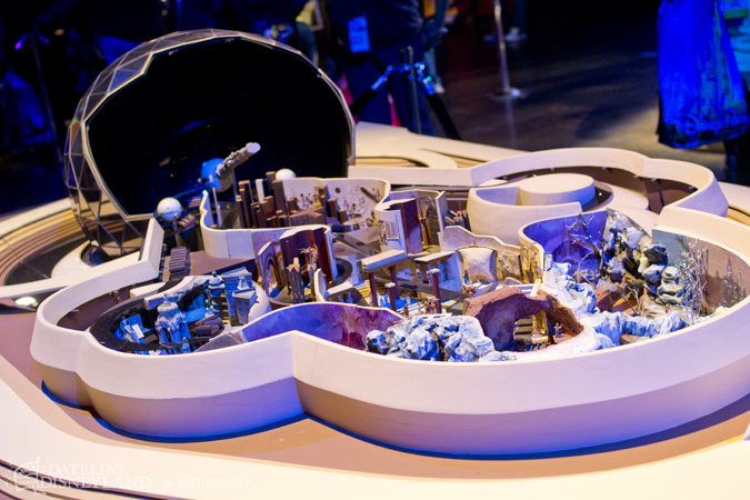 Epcot Spaceship Earth Toy Center s Spaceship Earth