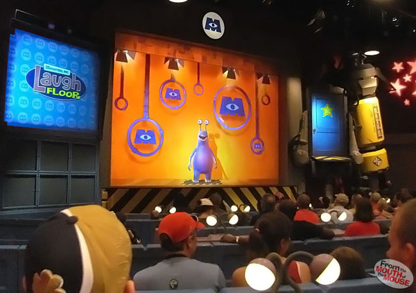 Mike From Monsters Inc Laugh Floor